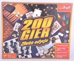 200 gier Trefl - 38zł